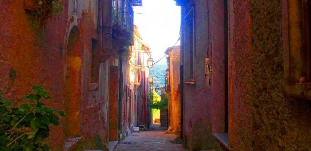Vicolo di Taurasi - Al Campanaro